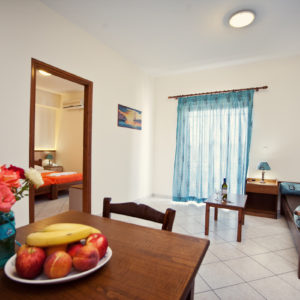 One Bedroom Apartments | Pool/Gardens View