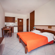 Studio with Pool and Sea View | First Floor